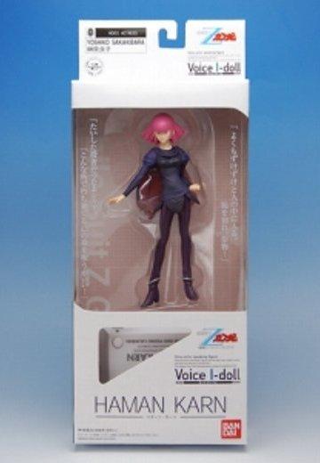 機動戦士Zガンダム Voice I-Doll系列 哈曼・凯恩   Hpoi手办维基
