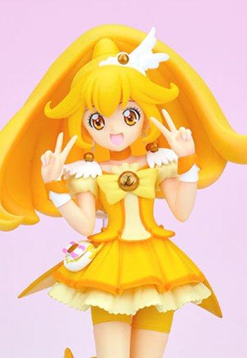 Figuarts ZERO Cure Peace 『Simle 光之美少女!』 | Hpoi手办维基