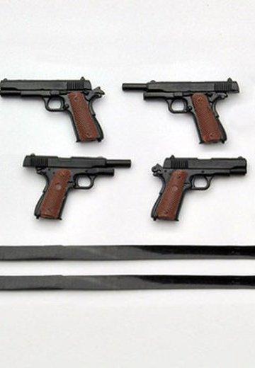 小军械库 LA015 M1911A1&指挥官 | Hpoi手办维基