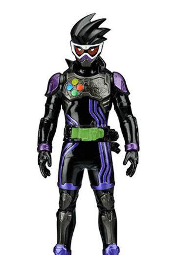 Riderヒーロー系列 仮面Riderエグゼイド 仮面Riderゲンム Action Gamer   Hpoi手办维基