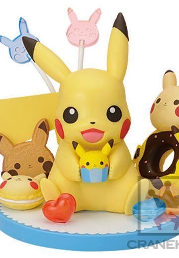 Pokémon Tea Party 精灵宝可梦 皮卡丘 | Hpoi手办维基