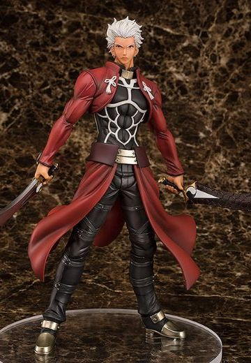 Fate/stay night [Unlimited Blade Works] Archer | Hpoi手办维基