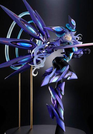 新次元游戏 海王星VII 紫色之心 全副武装Ver.   Hpoi手办维基