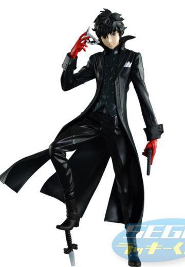 Lucky Kuji Persona5 主人公 Kaitou Ver | Hpoi手办维基