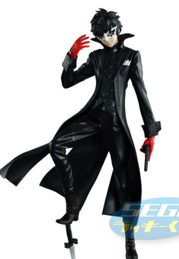 Lucky Kuji Persona5 主人公 Special ver. | Hpoi手办维基