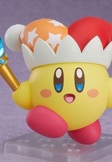 黏土人#1055 星之卡比 Beam Kirby | Hpoi手办维基
