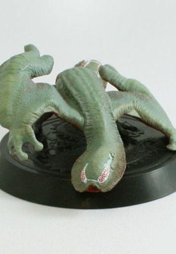 CAPCOM FIGURE BUILDER 怪物猎人 毒龙 | Hpoi手办维基