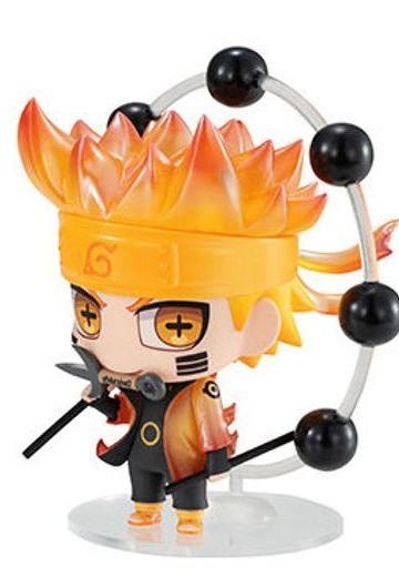 迷你 Mega Buddy! NARUTO -火影忍者- 疾风传 漩涡鸣人 | Hpoi手办维基