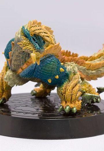 CAPCOM FIGURE BUILDER 怪物猎人 雷狼龙 | Hpoi手办维基