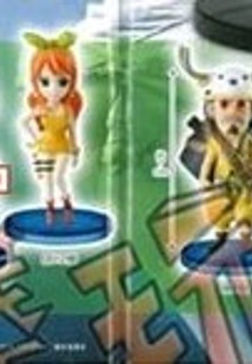 World Collectable Figure ONE PIECE STAMPEDE ナミ | Hpoi手办维基