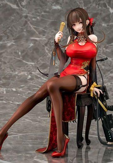 少女前线 DSR-50 红牡丹 | Hpoi手办维基