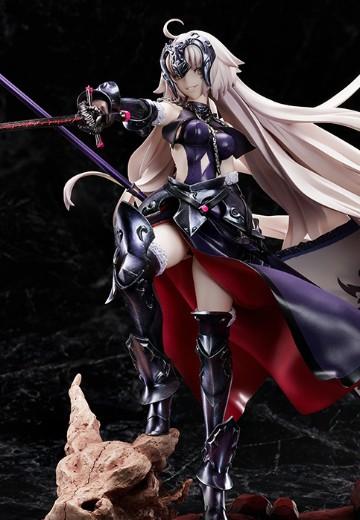 Fate/Grand Order 贞德Alter 第三再临 身缠昏暗烈焰的龙之魔女 | Hpoi手办维基