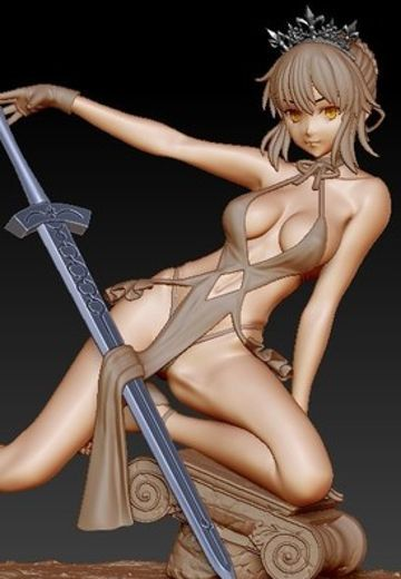 Fate/Grand Order Saber Alter | Hpoi手办维基
