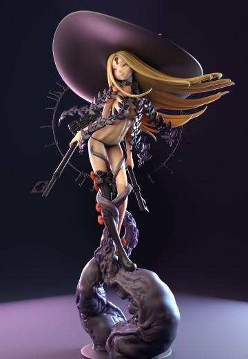 Fate / Grand Order 阿比盖尔·威廉姆斯