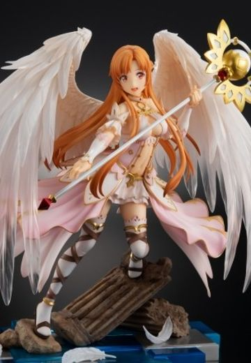 刀剑神域 爱丽丝篇 异界战争 亚丝娜 -天使 Ver-   Hpoi手办维基