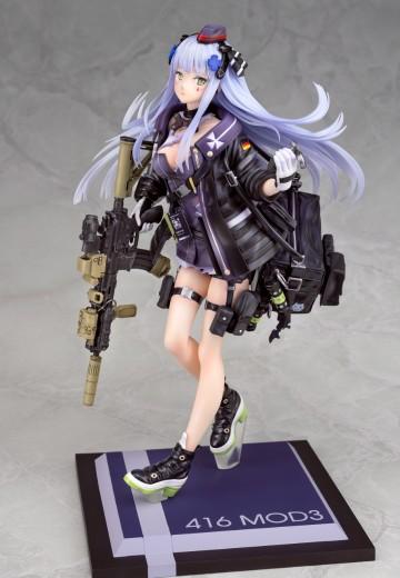 少女前线 HK416 MOD3 重伤Ver.   Hpoi手办维基