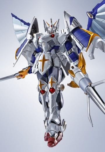 METAL ROBOT魂 <SIDE MS> 机动战士高达外传 & SD高达外传 全能骑士高达(真实比例ver.)   Hpoi手办维基