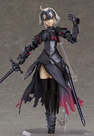 figma#390 Fate/Grand Order Avenger 贞德 [Alter] | Hpoi手办维基