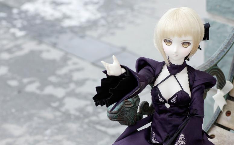Dollfie Dream Fate/hollow ataraxia Saber 2nd Ver.