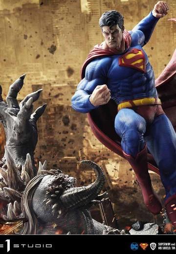 UMMDC-05 超人(漫画) 超人 VS 毁灭日 | Hpoi手办维基