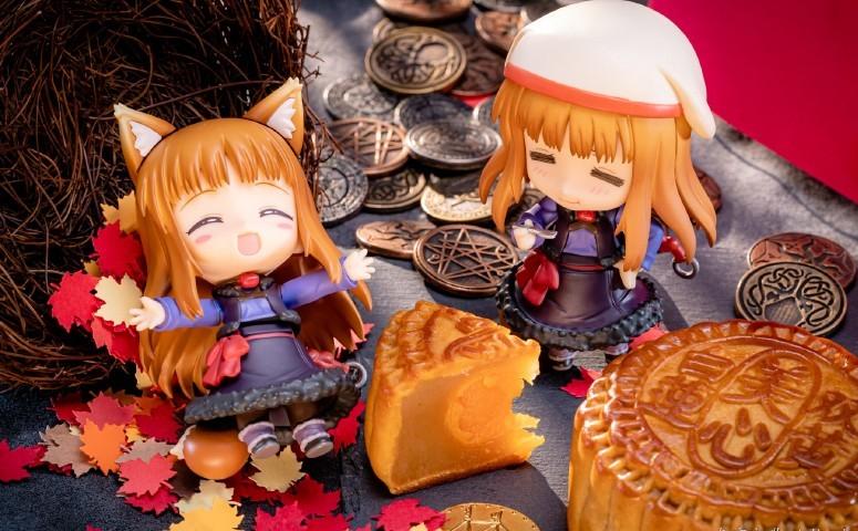 赫萝&赫萝的月饼节