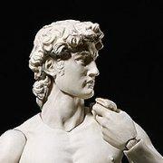 figma#SP-066 桌上美术馆 大卫像