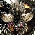 Capcom手办创造者 怪物模型 怪物猎人:世界 灭尽龙