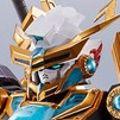 METAL ROBOT魂 BB战士 三国传 孙权高达 Real Type ver.