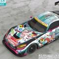 GOODSMILE 初音未來 AMG 2016 SUPER GT ver.