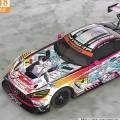 GOODSMILE 初音未来 AMG 2021 SUPER GT Ver. GSC线上限定版