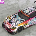 GOODSMILE 初音未来 AMG 2021 SUPER GT Ver.