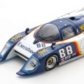 US067  MARCH 83G NO.88 2ND DAYTONA 24H 1983 T. WOLTERS - R. LANIER - M. HINZE LIMITED 400