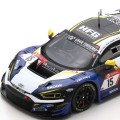 SG713  奥迪 R8 LMS GT3 NO.15 RACEING - POWERED BY HFG / RACING ENGINEERS 24H NÜRBURGRING 2020 B. HENZEL - R. FREY - C. BOLLRATH - S. AUST LIMITED 300