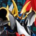 S.H.Figuarts 数码宝贝02 帝皇龙甲兽 攻击形态/战士形态