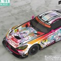 GOODSMILE 初音未来 AMG 2021 SUPER GT 第3战Ver.