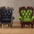 ParDoll 古典椅