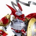 NXEDGE STYLE [DIGIMON UNIT]数码宝贝03 驯兽师之王 红莲骑士兽 -特别配色版-