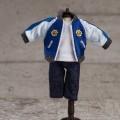粘土娃: 服装套组 刺绣夹克