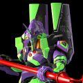 RG 新世纪福音战士新剧场版:终 通用人型决战兵器 人造人EVA 初号机