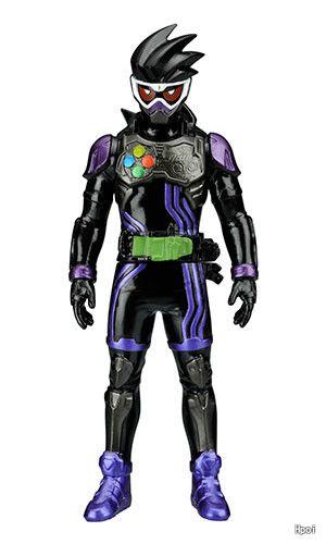 Riderヒーロー系列 仮面Riderエグゼイド 仮面Riderゲンム Action Gamer