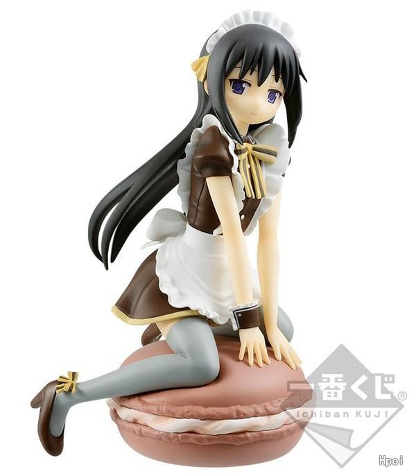 Figure Spirits Kuji 剧场版 魔法少女小圆 叛逆的物语 晓美焰 Chocolate Macaron Ver.