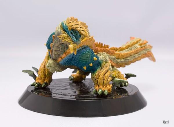 CAPCOM FIGURE BUILDER 怪物猎人 雷狼龙