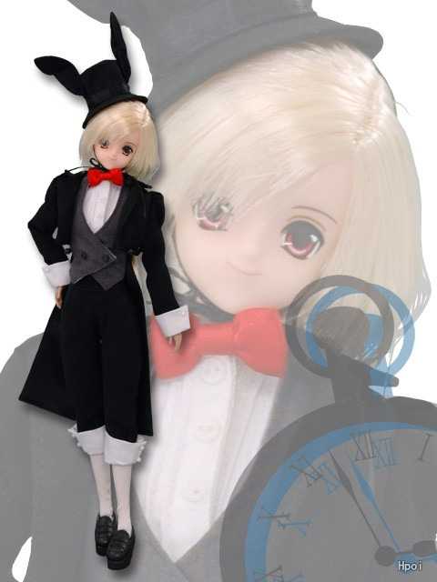 AZONEOriginalDoll of Black Rabbit