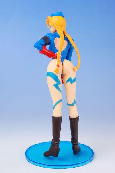 街霸ZERO 3 嘉米 Capcom Girls Statue No. 3