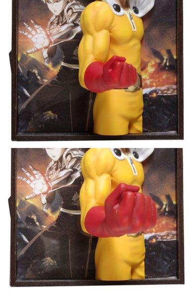 2.5次元图像 一拳超人 埼玉&杰诺斯