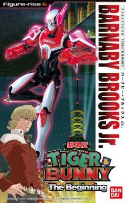 Figure-rise 6(フィギュアライズ6) TIGER&BUNNY バーナビー・ブルックス Jr.(TIGER&BUNNY)