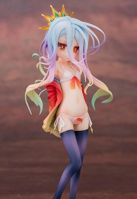 NO GAME NO LIFE 游戏人生 白 泳装style