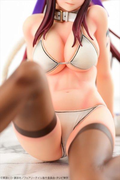 妖尾 艾尔莎・史卡雷特 白猫Gravure_Style