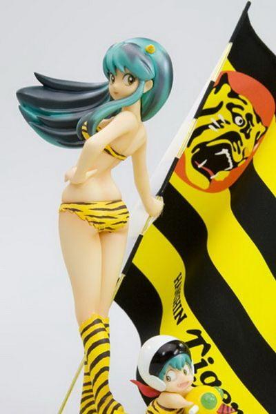 阪神タイガース&福星小子 ラム•インベーダー Anime Color Ver.