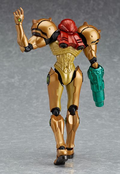 figma #349 银河战士 Prime 3:堕落 萨姆斯·阿兰 PRIME 3 ver.